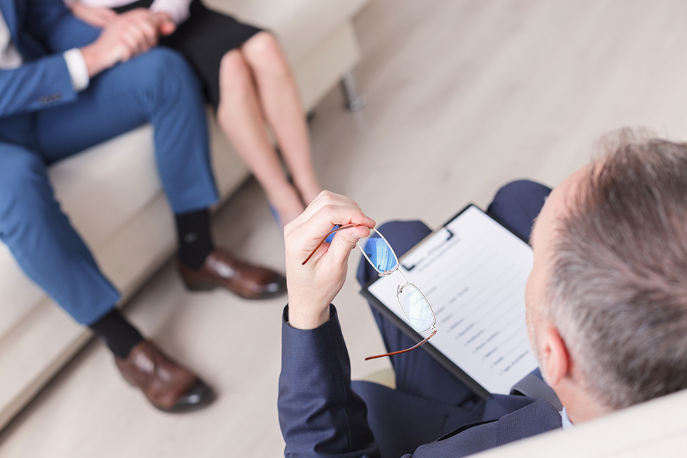 Does Marriage Counselling Work?